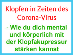 Klopfen in Zeiten des Corona Virus mit der Klopfakupressur Christine Riemer Mathies - Video YouTube